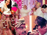 PICS : કુશ સિન્હાના લગ્નમાં મોદી-બચ્ચન સહિત દિગ્ગજોની હાજરી