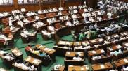 કર્ણાટકઃ વિધાનસભા કાલ સુધી સ્થગિત, ભાજપના ધારાસભ્યએ કર્યું ધરણાનું એલાન