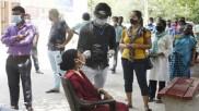 દિલ્હીમાં આજે પણ ઘટ્યા કોરોનાના મામલા, પોઝિટીવીટી રેટ ઘટીને થયો 17.56 ટકા