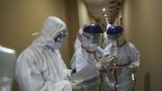 રશિયામાં કોરોનાનો કહેર, રેકોર્ડ બ્રેક 973 દર્દીઓના મોત!
