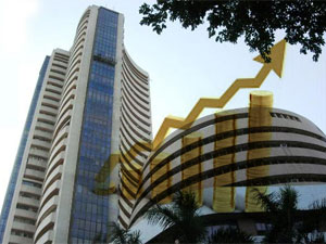 Sensex Up In Early Trade