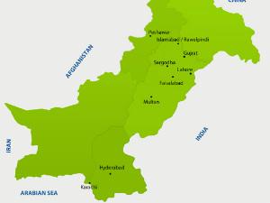 Killed In Massive Fectory Fire In Pakistan