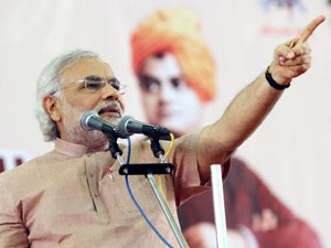 Terror Threat Shadows Modi Rath Yatra