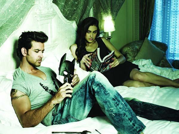 Hritik Roshan Filmfare Magazine Photoshoot
