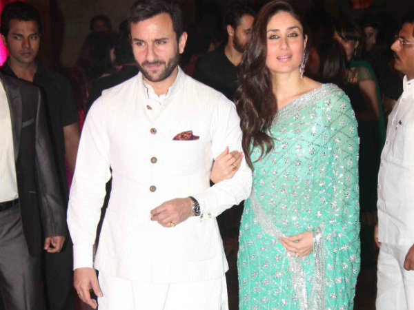 Pataudis Boycott Saif Kareena Wedding