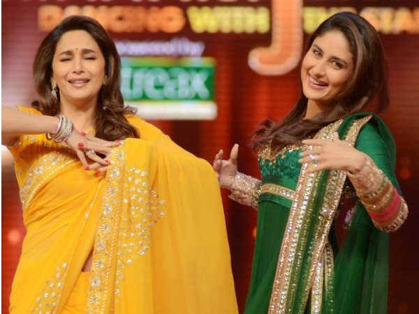 Jhalak Dikhhla Jaa Heroine Kareen Danced Madhuri