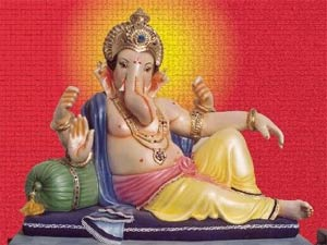 Ganesha Loves During Ganesh Chaturthi