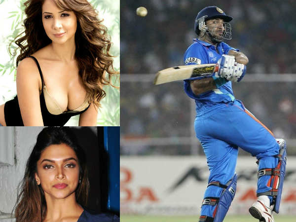 Is Cricketer Yuvraj Singh Connected Kareena Heroine