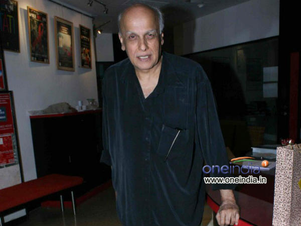 New Faces Raaz 4 Mahesh Bhatt