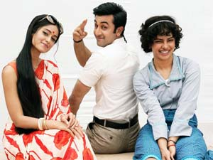 Barfi Has Been Nominated For Oscars