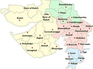 Journy New District Formation Gujarat