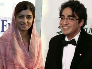 Bilawal Bhutto In Love With Hina Rabbani Khar