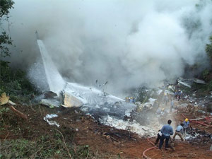 People Killed As Private Aircraft Crashes In Nepal