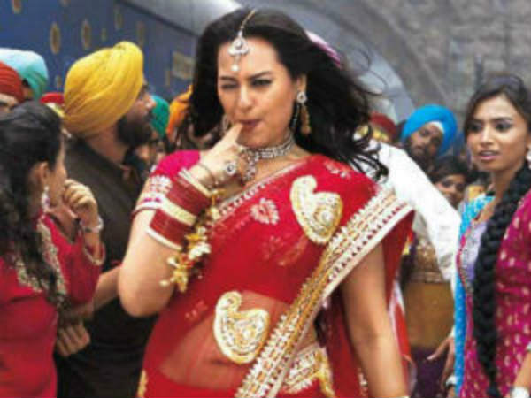 Sonakshi In Son Of sardar