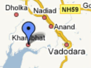 anand map