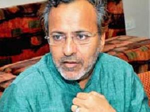 Humiliation Case Filed Against Arjun Modhvadia