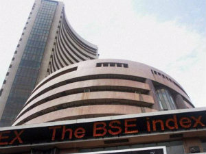 Sensex Rose Rupee Gose Down