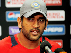 We Are Not A Weak Team Mahendra Singh Dhoni