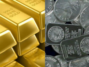 Gold Recovers By Rs 170 Silver Down By Rs