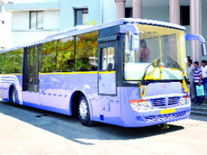 Rajkot Brts Rolls Out Today
