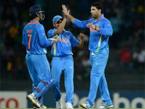 India Slips To 3rd In T20 Rankings