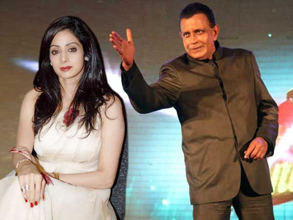 Sridevi Mithun Chakraborty Seriously Involved