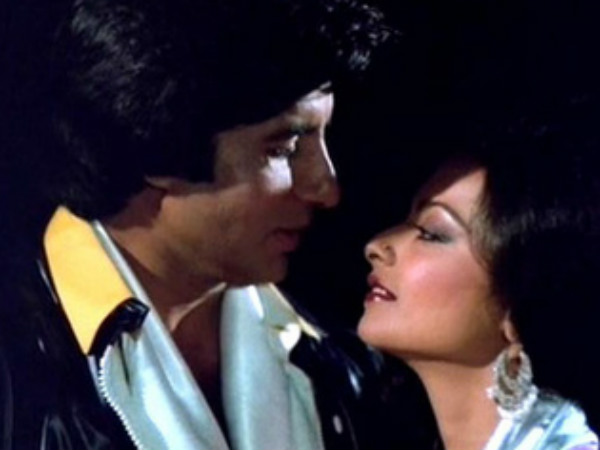 Why Amitabh Rekha Celebrate Birthday Togather