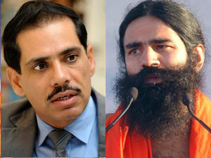 Ramdev Hits Out At Congress Over Guru Disappearance