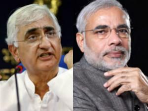 Modi Magic Different From Reality Salman Khurshid