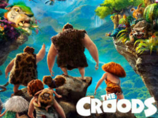 Wach Hollywoo Film The Croods Trailer