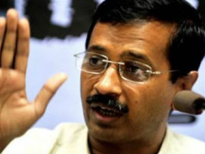 Dlf Get Land In Haryana Without Permission Kejriwal