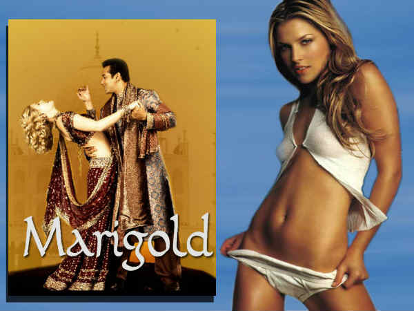Hollywood Babs In Bollywood Films