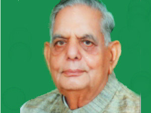 Former Gujarat Governor Naval Kishore Sharma Death