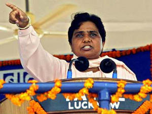 No Decision Yet On Support To Upa Mayawati