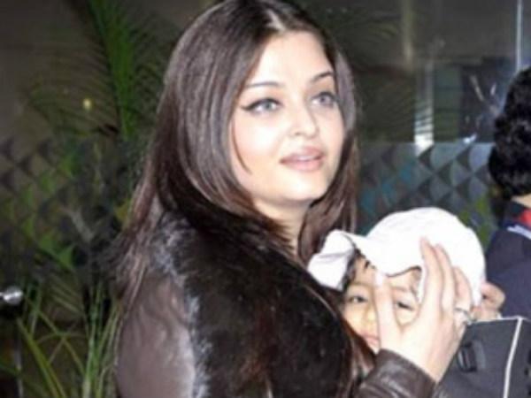 Mummy Aishwarya Rai Not Want Aaradhya Hassled