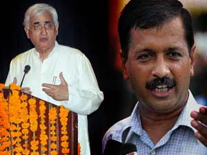Khurshid Is Lying We Have Proof Said Arvind Kejriwal