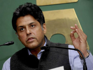 Congress Rejects Demand For Khurshid Resignation
