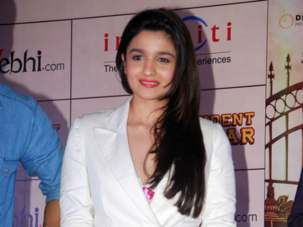 Karan Johar Great Man Said Alia Bhatt