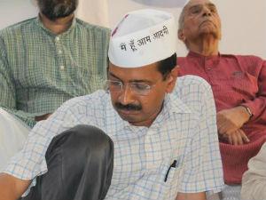 Arvind Kejriwal Ends Protest
