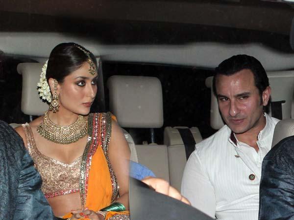 Watch Video Saif Kareena Sangeet Ceremony