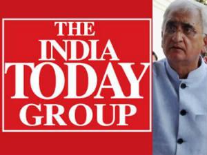 Khurshid Files 242 Crore Defamation Cases India Today