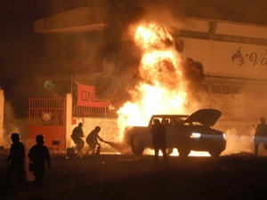 Students Protest In Mexico Turns Violent 176 Arrested