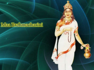 Navratri Special Second Day Is Maa Brahmacharini