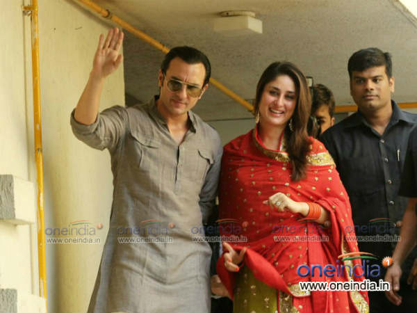 Watch Saif Kareena Wedding Photos