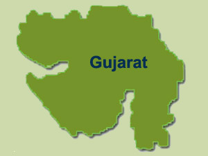 Guj Poll Officials Remove Code Violating Material