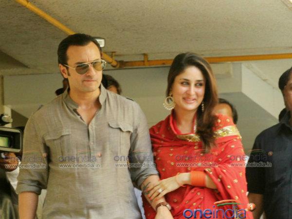 Saif Kareena Wedding Reception Patudi Palace Today