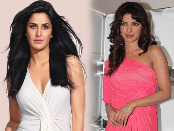 Katrina Kaif Miffed Priyanka Chopra
