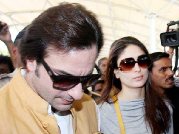 High Profile Guests Attended Saif Kareena Recepion