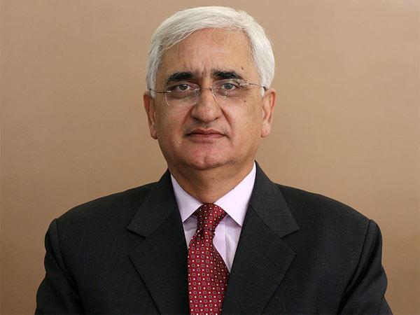 Salman Khurshid Name Of Controversy