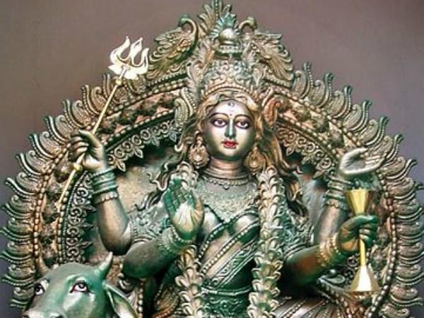 Navratri Special Maa Gauri Is 8th Form Of Maa Durga